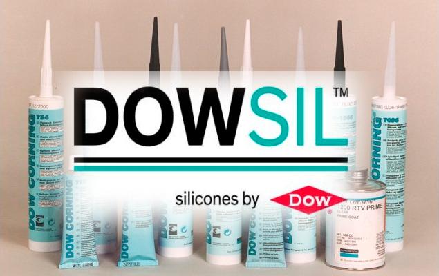 Silicones da Dow Corning sob a marca DOWSIL™