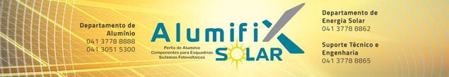 Alumifix Solar Gerador Perfis Paineis Solares