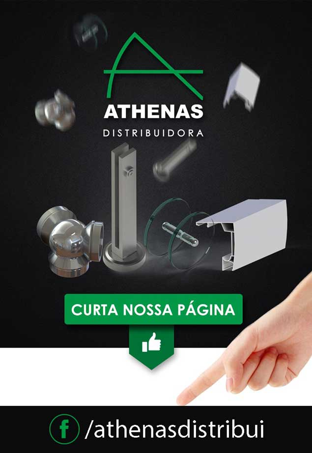 Athenas Distribuidora Curta no Facebook