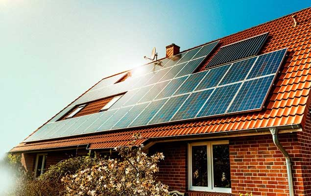 Entenda o que são componentes  para energia solar