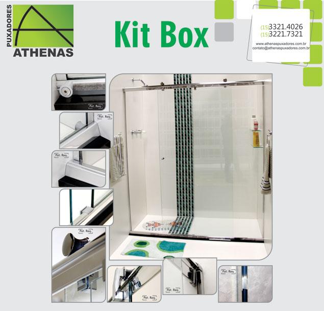 89d750b67 Kit Box - Exclusivo para vidros de altura padrão