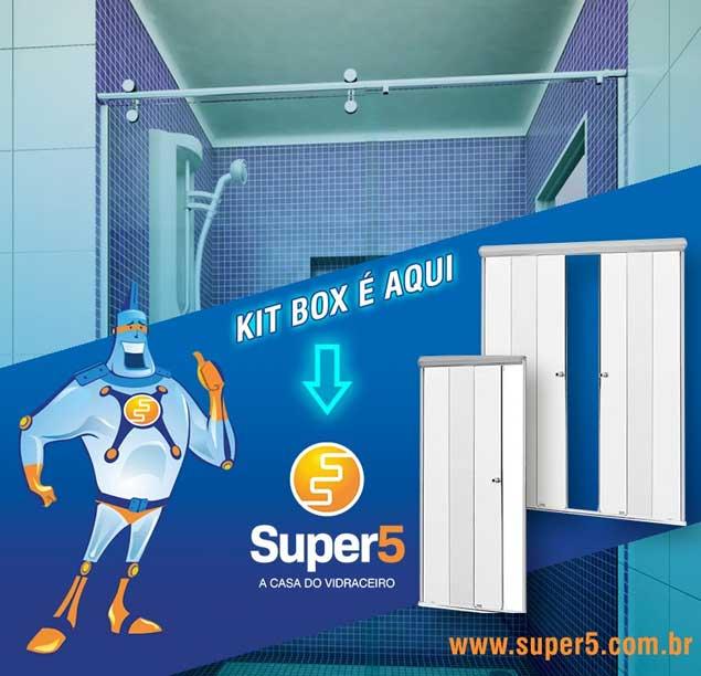 Kit Box Super 5
