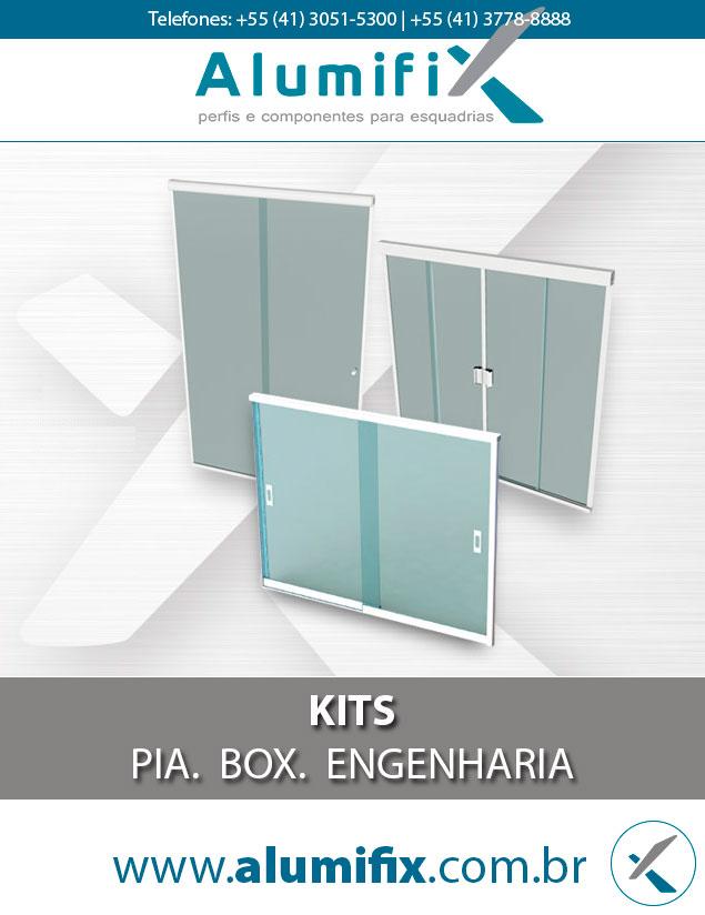 Kits Pia, Box e Engenharia