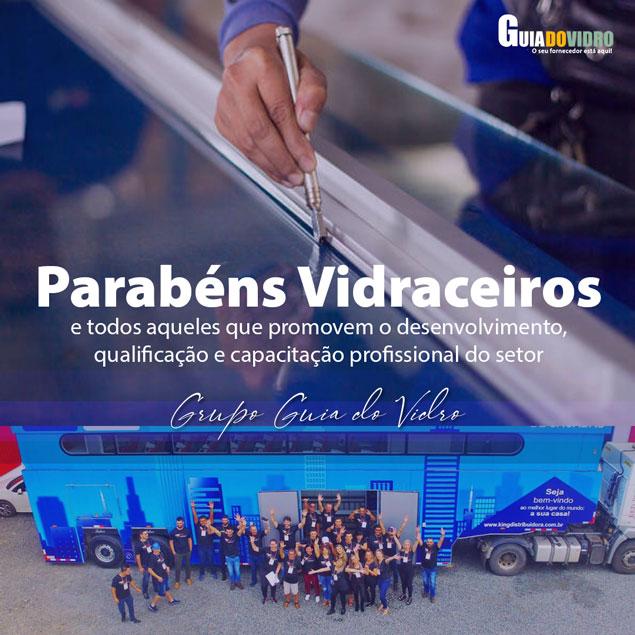 Parabéns Vidraceiros