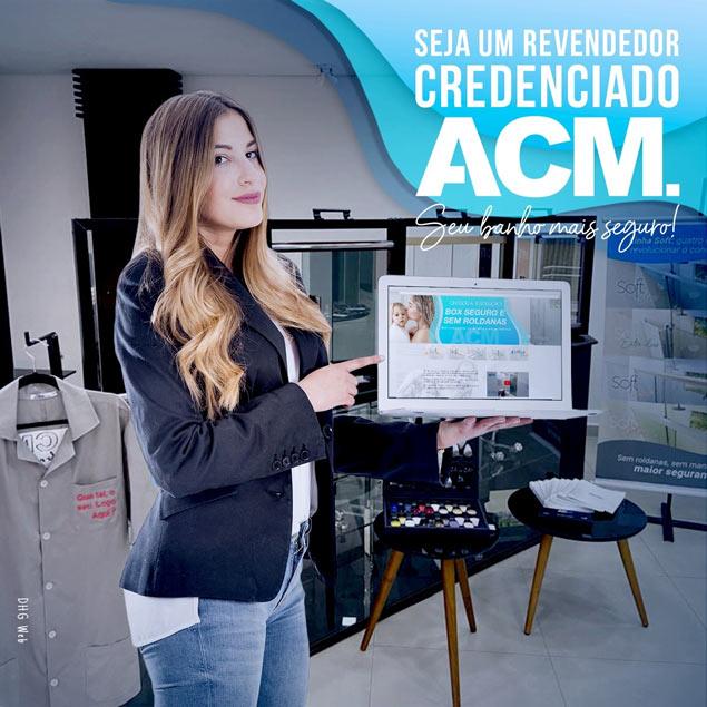 Seja um Revendedor Credenciado ACM